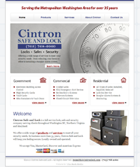 Cintron Safe and Lock